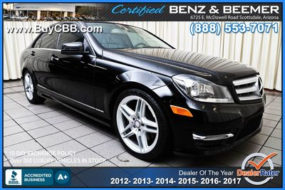 2013 Mercedes-Benz C300 in Scottsdale