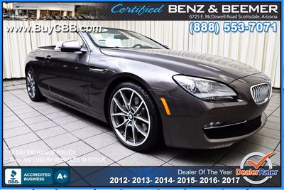 2014 BMW 6 Series in Scottsdale