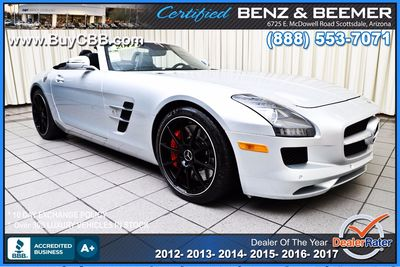 2012 Mercedes-Benz SLS AMG in Scottsdale