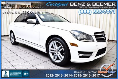 2014 Mercedes-Benz C-Class in Scottsdale