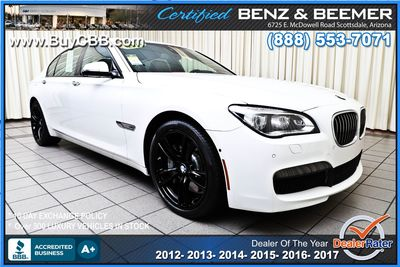 2014 BMW 7 Series in Scottsdale