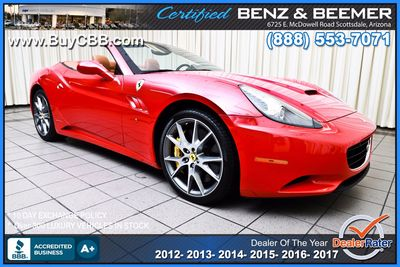 2014 Ferrari California in Scottsdale