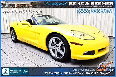 2007 Chevrolet Corvette in Scottsdale