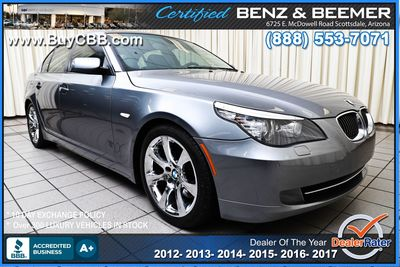 2010 BMW 5 Series in Scottsdale