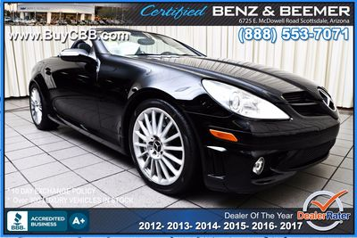2007 Mercedes-Benz SLK-Class in Scottsdale