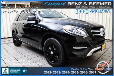 2016 Mercedes-Benz GLE in Scottsdale