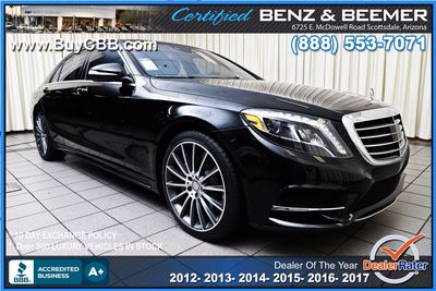 2015 Mercedes-Benz S-Class in Scottsdale