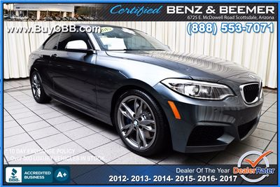 2015 BMW 2 Series in Scottsdale