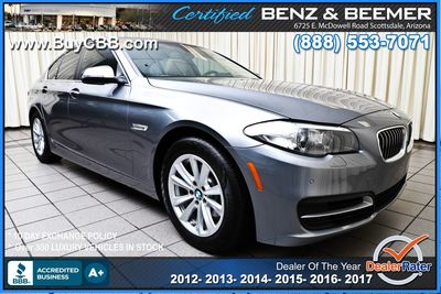 2014 BMW 5 Series in Scottsdale
