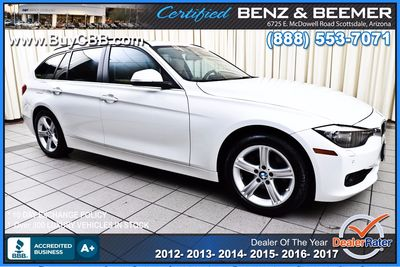 2015 BMW 3 Series in Scottsdale