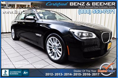 2015 BMW 7 Series in Scottsdale