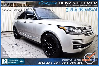 2016 Land Rover Range Rover LWB in Scottsdale