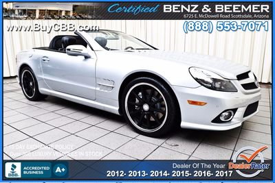 2011 Mercedes-Benz SL-Class in Scottsdale