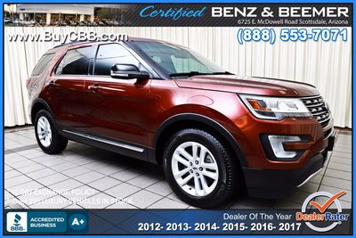 2016 Ford Explorer in Scottsdale
