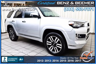 2014 Toyota 4Runner in Scottsdale