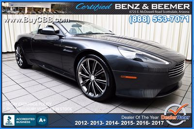 2012 Aston Martin Virage in Scottsdale