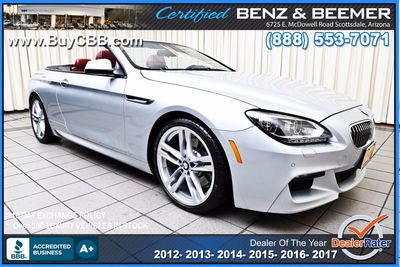 2015 BMW 6 Series in Scottsdale