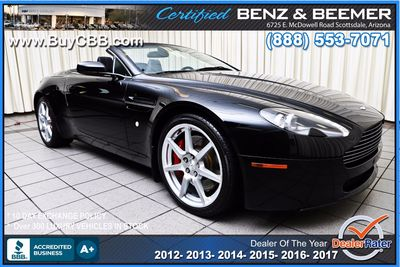 2008 Aston Martin Vantage in Scottsdale