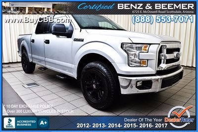 2015 Ford F-150 in Scottsdale