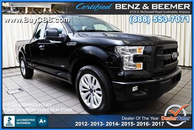 2016 Ford F-150 in Scottsdale