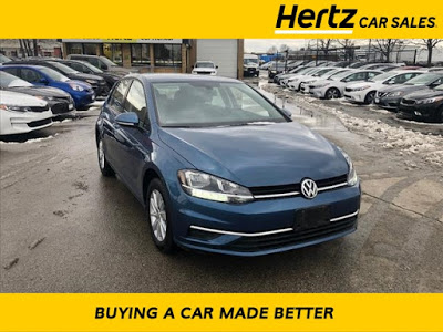 2018 Volkswagen Golf in Mississauga
