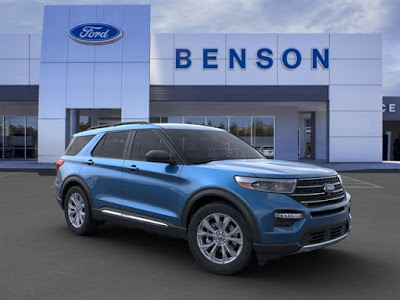 2020 Ford Explorer in Easley